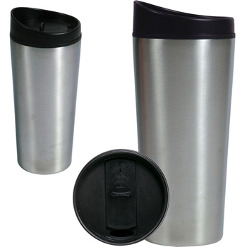 16 oz. Slant Top Auto Tumbler