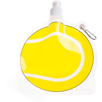 HydroPouch! 24 oz. Tennis Ball Collapsible Water Bottle - Patented