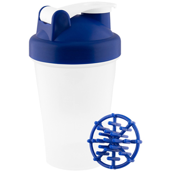 12 oz. Mini Fitness Shaker w/ Mixer Ball